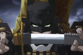Your First Look At Batman Ninja Anime