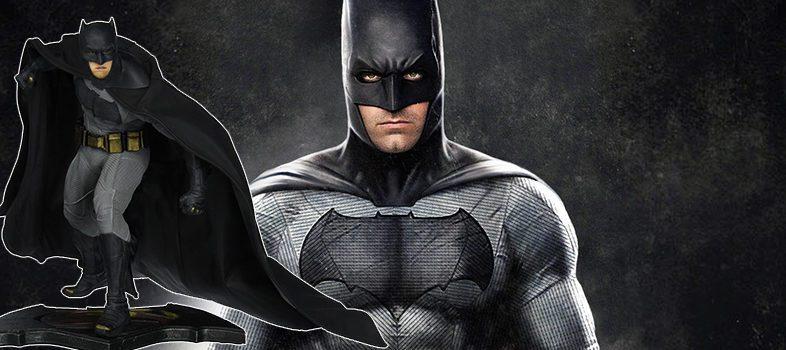 DC Collectibles Batman vs. Superman: Dawn of Justice: Batman Statue (Review)