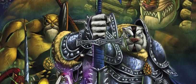 Battlecats #1-5 Review