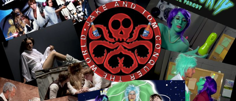 JAKE AND TOM CONQUER THE WORLD EPISODE 77: JAKEIN' OFF, VOL. II