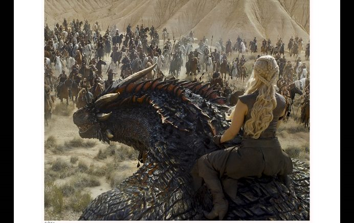 CLASSIC STILLS ANNOUNCES FIRST EVER RELEASE OF GAME OF THRONES FINE ART PRINTS