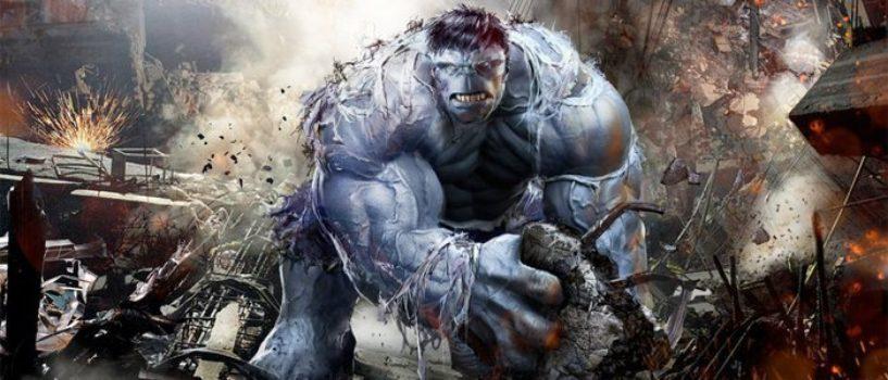 SPOILERY Set Images Tease New Status Quo for Hulk In Avengers 4