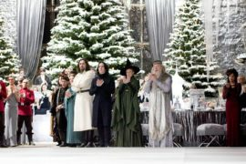 Geek To Me Radio Episode #66: Harry Potter Yule Ball n More Justice League