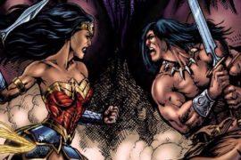Wonder Woman/Conan #4 Review