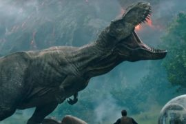 The Geek Side Podcast #14: Walking Dead in Jurassic World