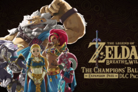 The Legend of Zelda: Breath of the Wild – Expansion Pass: DLC Pack 2 Trailer Revealed at The Game Awards