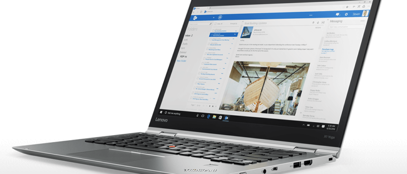 Review: ThinkPad X1 Yoga (2nd Gen)