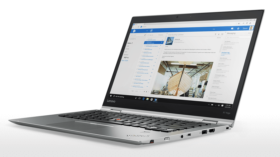 Review: ThinkPad X1 Yoga (2nd Gen)