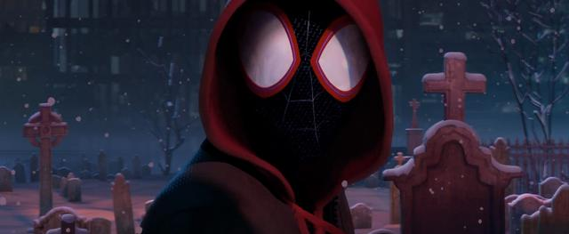 First Teaser for Spider-Man: Into the Spider-Verse Hits Online