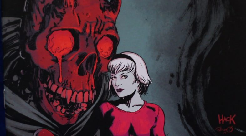 Netflix Commits to Two Seasons of Sabrina the Teenage Witch Series from Riverdale Producers