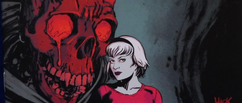 Riverdale Producers Announce their Choice for new Sabrina Series