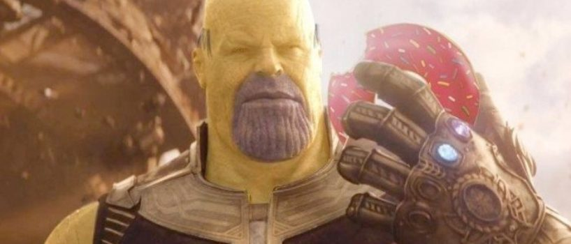 Crossover University #64: All Them Thanos Memes
