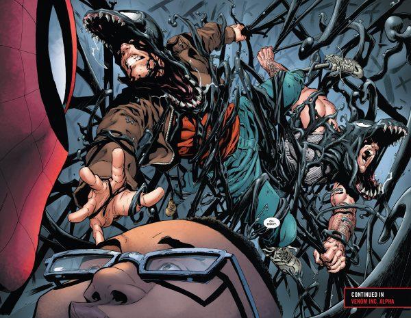 Amazing Spider-Man Venom Inc. Alpha #1 Review