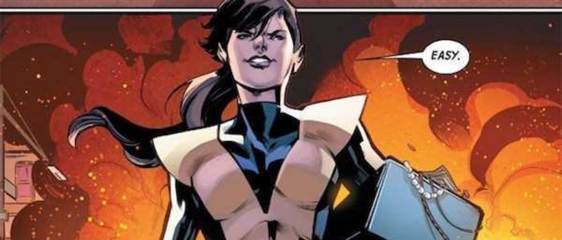 Tim Miller Developing a Kitty Pryde Movie?