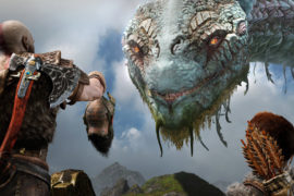 The new God of War Trailer is here