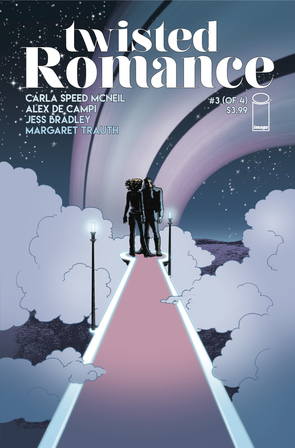 Twisted Romance #3 Advanced Review