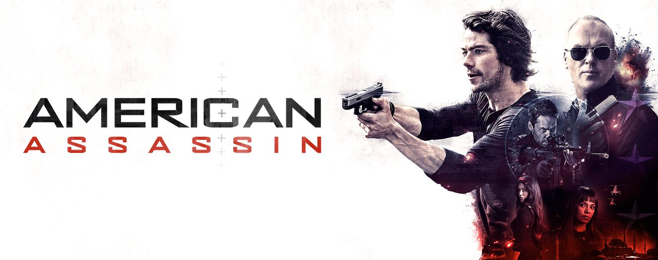 American Assassin Blu-Ray and Special Features Review