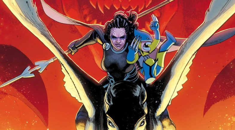 Confirmed Epic Podcast #81.5: Oprah, Valkyrie, and Kitty Pryde