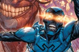 Blue Beetle #17 Review