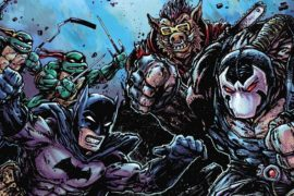 Batman/TMNT II #3 Review