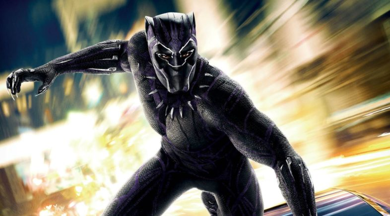 """Black Panther """"Car Chase"""" Clip"""