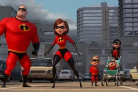 Meet The Cast and Characters of Incredibles 2