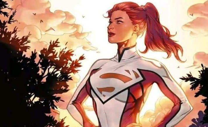 SUPERWOMAN #18 REVIEW