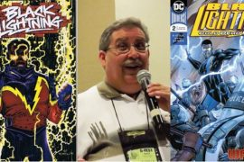 Geek To Me Radio #72: Black Lightning Creator Tony Isabella