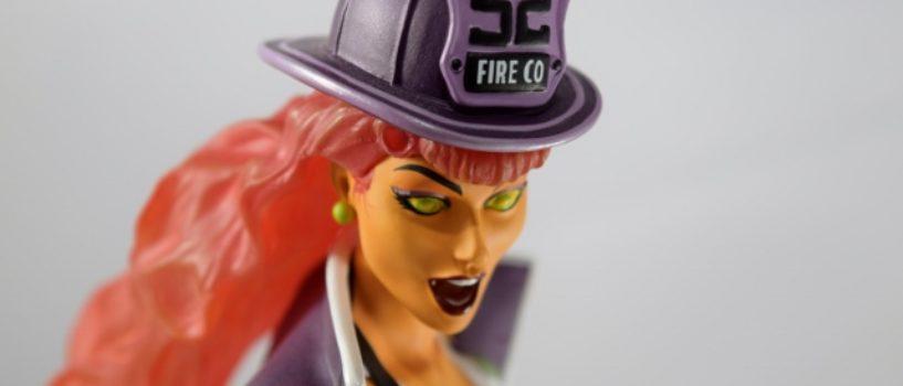 DC Bombshells Starfire Statue Review