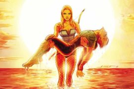 Green Arrow #36 Review