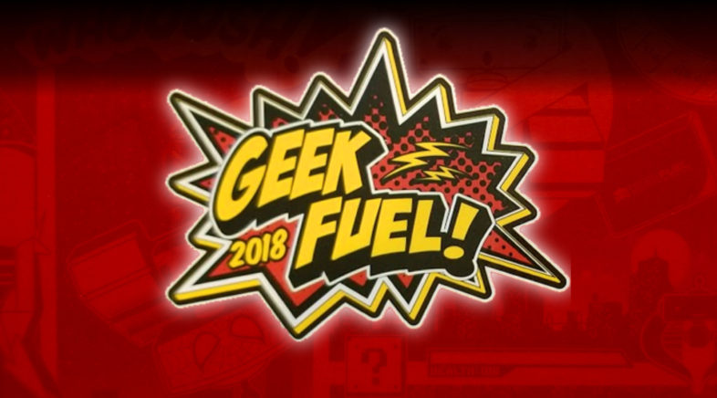 Ringing in the New Year with Geek Fuel for January 2018 – GXG Unboxening