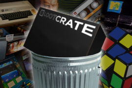A Farewell to My Very Last Loot Crate – GXG Unboxening