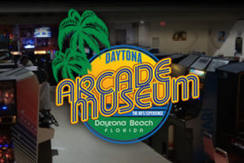 The Daytona Arcade Museum – GXG Road Trip