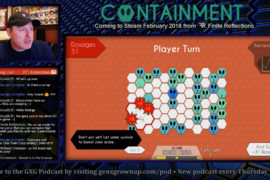 Sneak Preview of Containment, Unreleased Steam Strategy Game – GXG Live