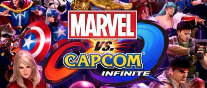 There's a Power Punch? – GXG Plays Marvel vs. Capcom Infinite