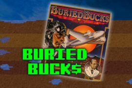 Buried Bucks: Primitive Game Design Yields Infinite Fun – GXG Replays