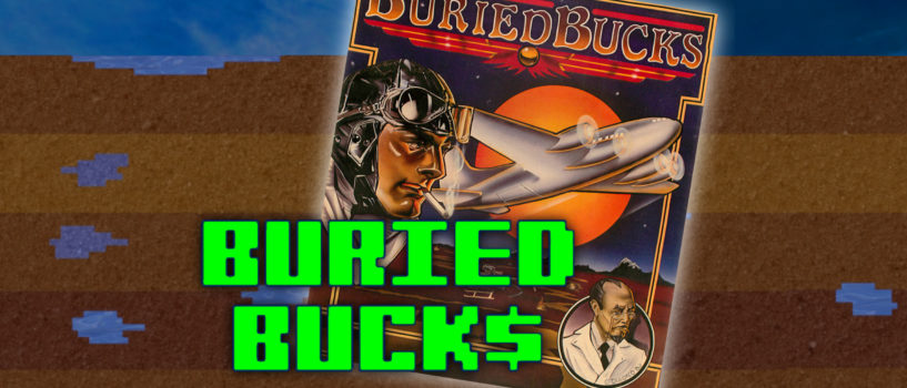 Buried Bucks: Primitive Game Design Yields Infinite Fun – GXG Replays