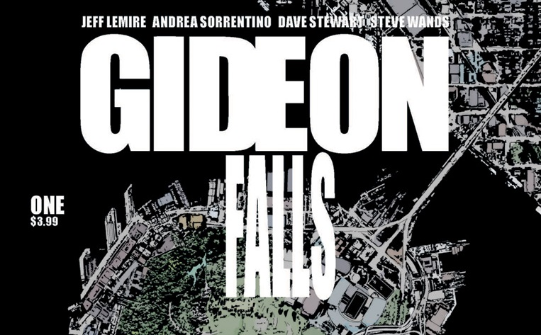 Gideon Falls #1 Review