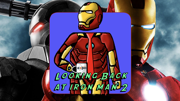 Hard At Work Episode #44: Looking Back At Iron Man 2