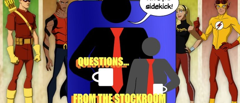 Hard At Work Episode #45: Questions…From The Stockroom