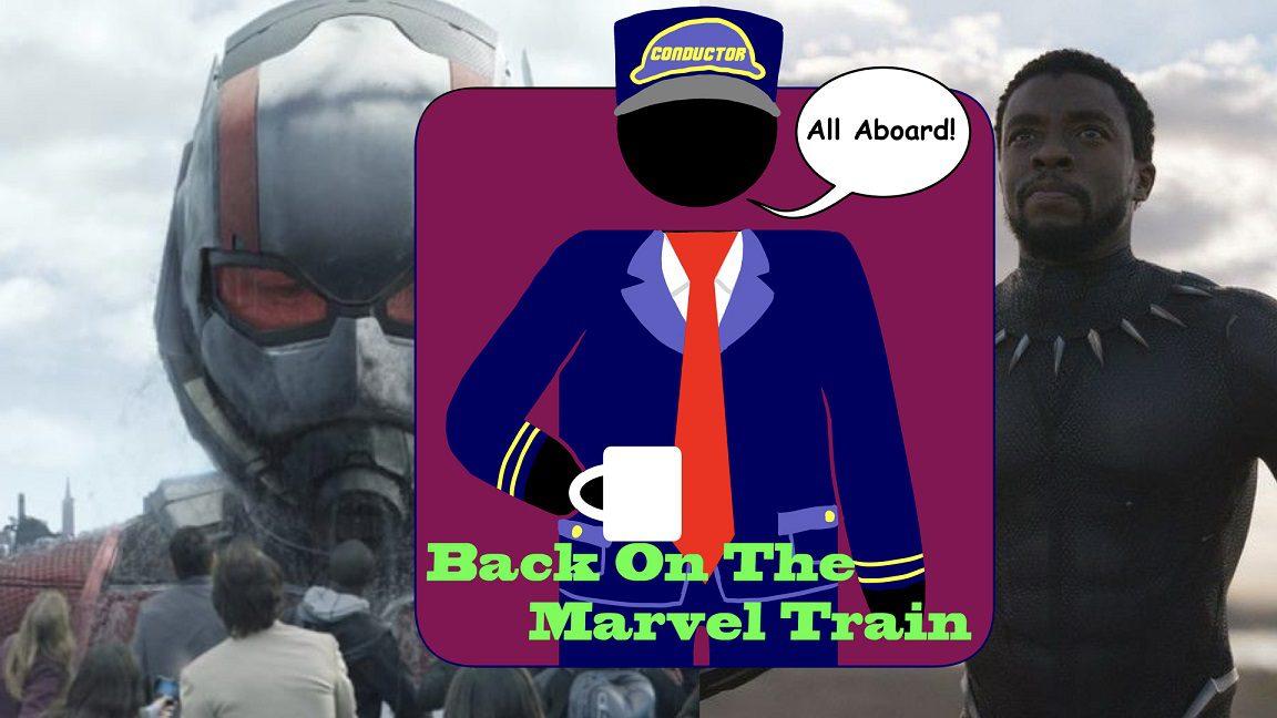 Hard At Work Episode #46 Back On The Marvel Train
