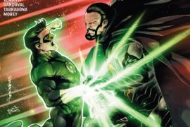 Hal Jordan and The Green Lantern Corps #37 (Exclusive Preview)