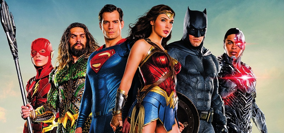 Justice League Home Release Details