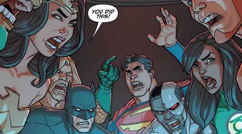 Justice League #37 Review