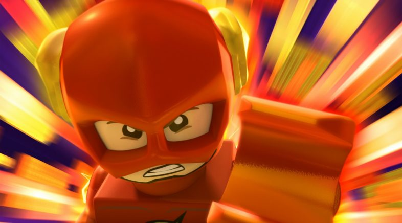 Find out how You can Attend the World Premiere of Lego DC Super Heroes: The Flash