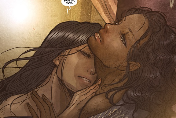Monstress #13 Review