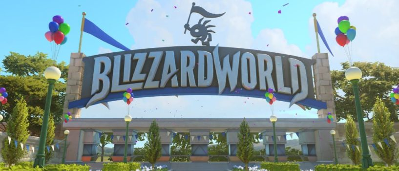Blizzard World is now open and new Overwatch skins have arrived!