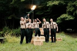 Super Troopers 2 Debut Trailer