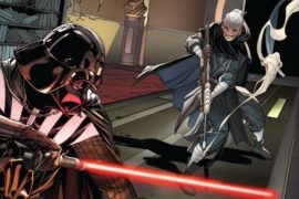 DARTH VADER #10 REVIEW