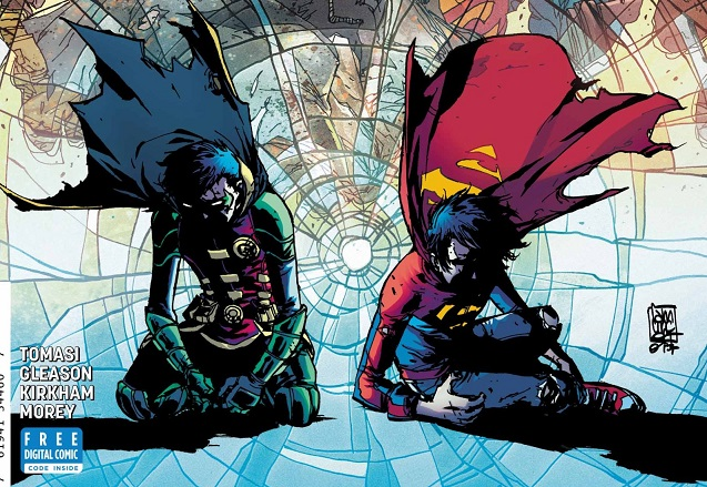 Super Sons #12 Review
